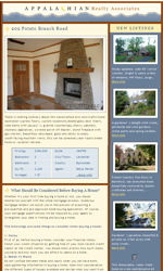 My Newsletter Builder Examples For Real Estate Templates Email - Real estate newsletter templates