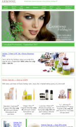 Enterprise Email Newsletter Template for Email Marketing