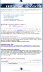 Custom Email Newsletter Template for Email Marketing