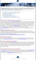 Associations Email Newsletter Template for Email Marketing