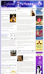 Yoga Email Newsletter Template for Email Marketing