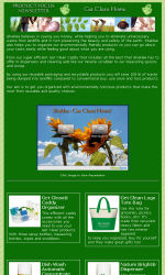 For Shaklee Series Email Newsletter Template for Email Marketing