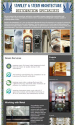 Borders/Background Email Newsletter Template for Email Marketing
