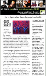 Performing Arts Email Newsletter Template for Email Marketing