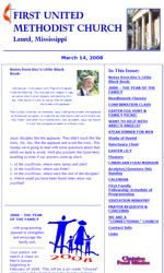 Basic Layout 6 Email Newsletter Template for Email Marketing