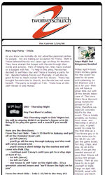 Border Style 2 Email Newsletter Template for Email Marketing