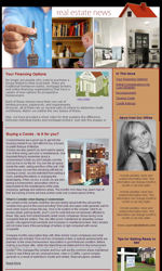 Terms Of Use >> My Newsletter Builder | Examples for real estate templates ...