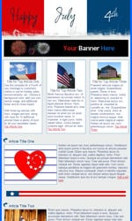 my newsletter builder examples for holiday templates. Black Bedroom Furniture Sets. Home Design Ideas
