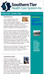 Basic Layout 7 Email Newsletter Template for Email Marketing
