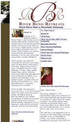 Travel/Tourism Email Newsletter Template for Email Marketing