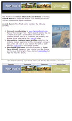 Publishing Email Newsletter Template for Email Marketing