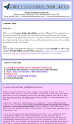 Basic Layout 5 Email Newsletter Template for Email Marketing