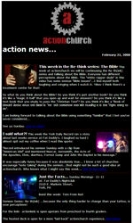 Basic Layout 3 Email Newsletter Template for Email Marketing