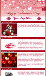 My Newsletter Builder | Examples for holiday templates ...